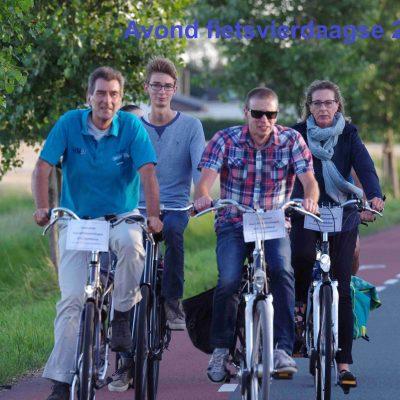 Avond fiets 4 daagse